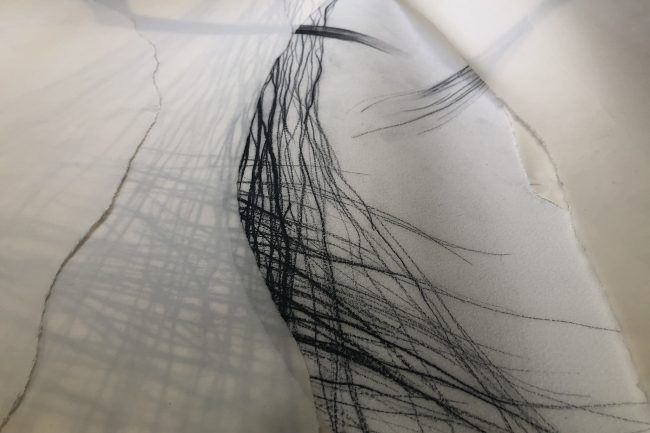 Exploring Drawing in a Contemporary Way workshop image